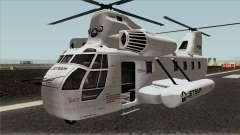 Cargobob Jetsam GTA V for GTA San Andreas