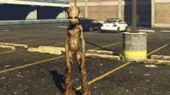 Teen Groot (Avengers Infinity War) 1.0 for GTA 5
