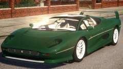 Jaguar XJ220 Sport Version for GTA 4