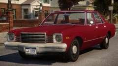1979 Dodge Aspen for GTA 4