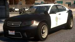 Cheval Fugitive Actuator PPV LSPD