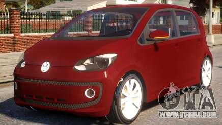 VW UP Brazil Version for GTA 4