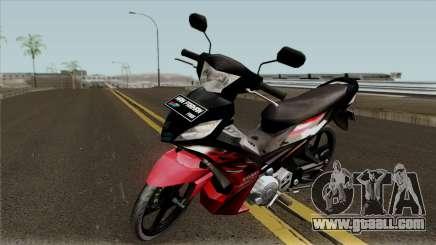 Yamaha Jupiter MX STD for GTA San Andreas