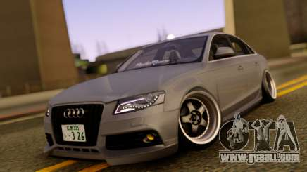 Audi S4 326 for GTA San Andreas