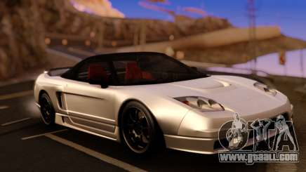 Honda NSX-R for GTA San Andreas