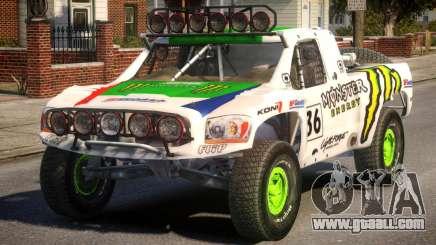 Dodge Ram PJ4 for GTA 4
