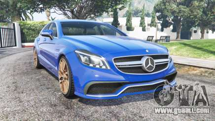 Mercedes-Benz CLS 63 AMG (С218) 2014 [replace] for GTA 5