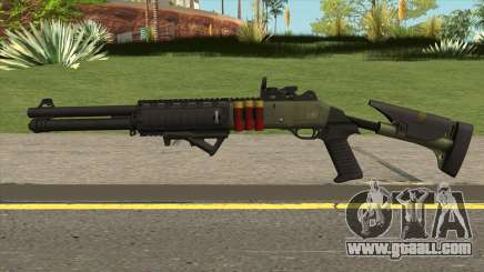 M1014 Tactical for GTA San Andreas