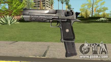 Desert Eagle Mark XIX for GTA San Andreas