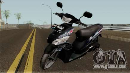 Yamaha Mio J STD for GTA San Andreas