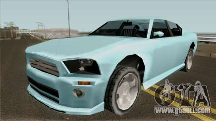 Buffalo GTA V (SA Style) for GTA San Andreas