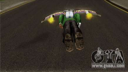 Rocket Wings for GTA San Andreas