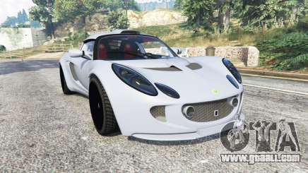 Lotus Sport Exige 240 2008 v1.1 [replace] for GTA 5
