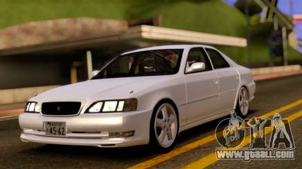 Toyota Cresta JZX100 Stock for GTA San Andreas