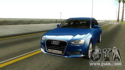 Audi A4 Avant for GTA San Andreas