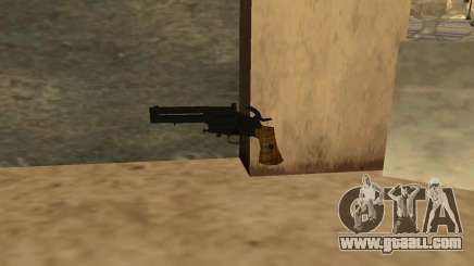 Hybrid gun for GTA San Andreas