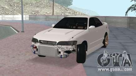 Toyota Mark ll for GTA San Andreas