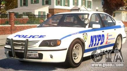 Police Patrol New York for GTA 4