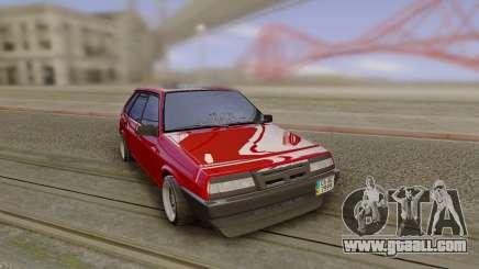 2109 Short Wing for GTA San Andreas