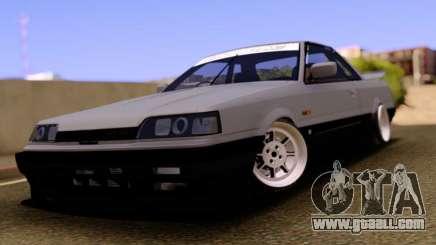 Nissan Skyline GTS-R KHR31 for GTA San Andreas