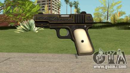 Desert Rose Pistol for GTA San Andreas