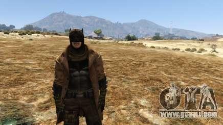 BvS Knightmare Batman 1.0 for GTA 5