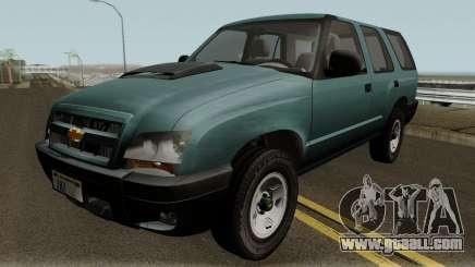 Chevrolet Blazer 2010 for GTA San Andreas