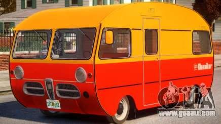 Saab Caravan 92HK V2 for GTA 4