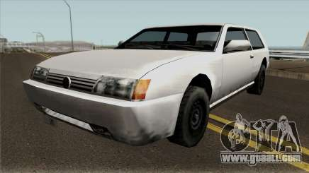 Volkswagen Gol 0.1 - Flash Edit (SA Style) for GTA San Andreas