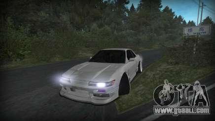 Nissan Silvia S13 VIP for GTA San Andreas