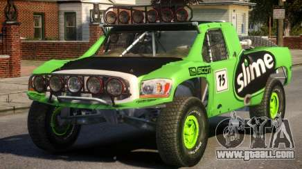 Dodge Ram Trophy PJ5 for GTA 4