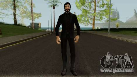John Wick From Fortnite for GTA San Andreas