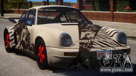 1974 Porsche 911 PJ6 for GTA 4