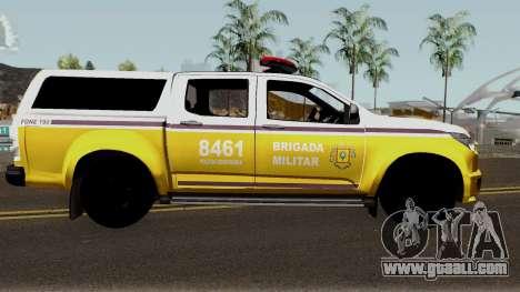 Chevrolet S-10 Brigada Militar for GTA San Andreas