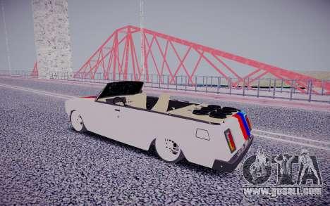 VAZ 2104 Convertible for GTA San Andreas right view