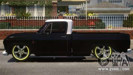 Chevrolet C-10 for GTA 4