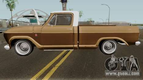 Chevrolet C-10 1974 for GTA San Andreas