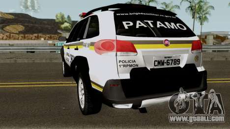 Fiat Palio Weekend 2013 PATAMO for GTA San Andreas