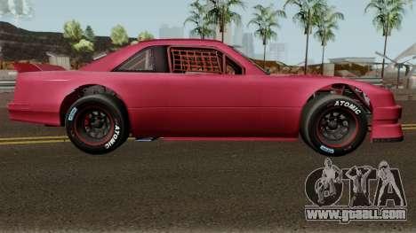 Declasse Sabre Hotring GTA V for GTA San Andreas