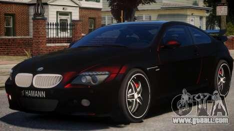 BMW 6 Drift for GTA 4