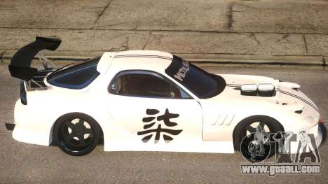 Mad Mike RX-7 PJ3 for GTA 4