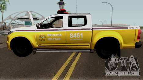 Chevrolet S-10 CRBM for GTA San Andreas
