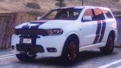Dodge Durango SRT HD 2018 1.6 for GTA 5