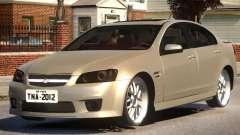 2012 Chevrolet Omega for GTA 4
