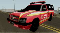 Chevrolet S-10 CBMRS for GTA San Andreas