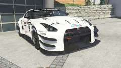 Nissan GT-R Nismo GT3 (R35) 2013 [add-on] for GTA 5