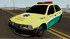 Volkswagen Gol EcoSul for GTA San Andreas