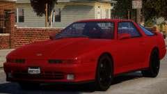 1992 Toyota Supra 3.0 Turbo for GTA 4