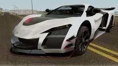 Alexander XCR (130R) for GTA San Andreas