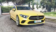 Mercedes-Benz CLS 450 (C257) 2018 v1.2 for GTA 5
